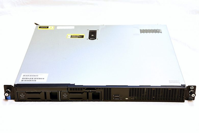 Used HP DL320 G8