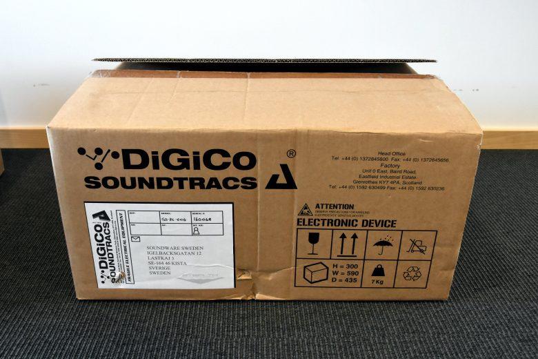 DiGiCo SD10 SD RE for sale