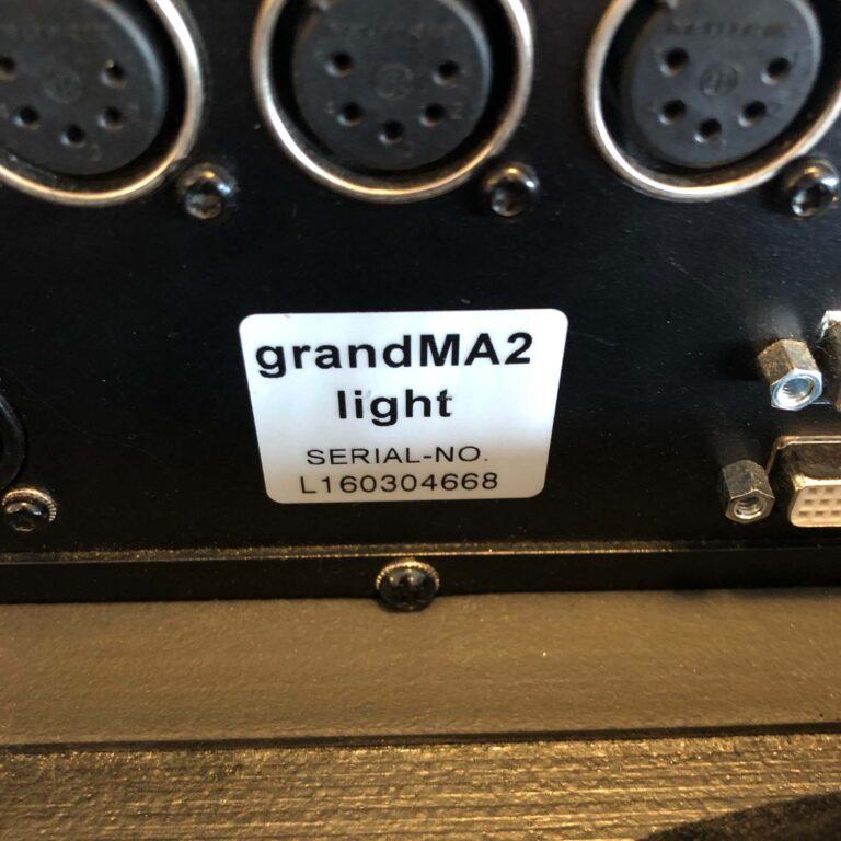 GrandMA2 Light for sale