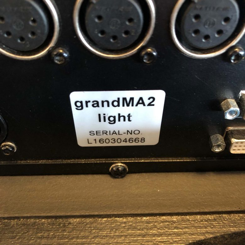 GrandMA2 Light for sale