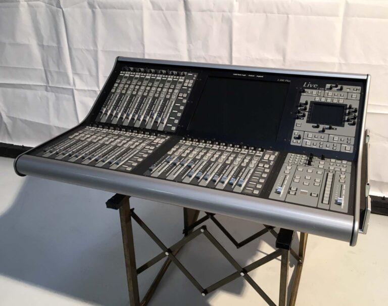 Solid State Logic SSL Live L200 L500