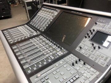 SSL LIVE L500 L200 for sale