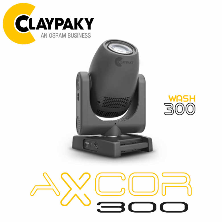 Claypaky Axcor 300 Wash for sale