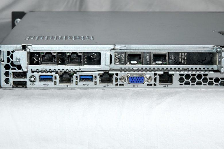 HPE ProLiant DL320e Gen8