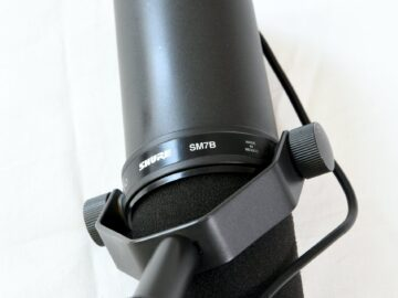 Shure SM7B on Gearwise