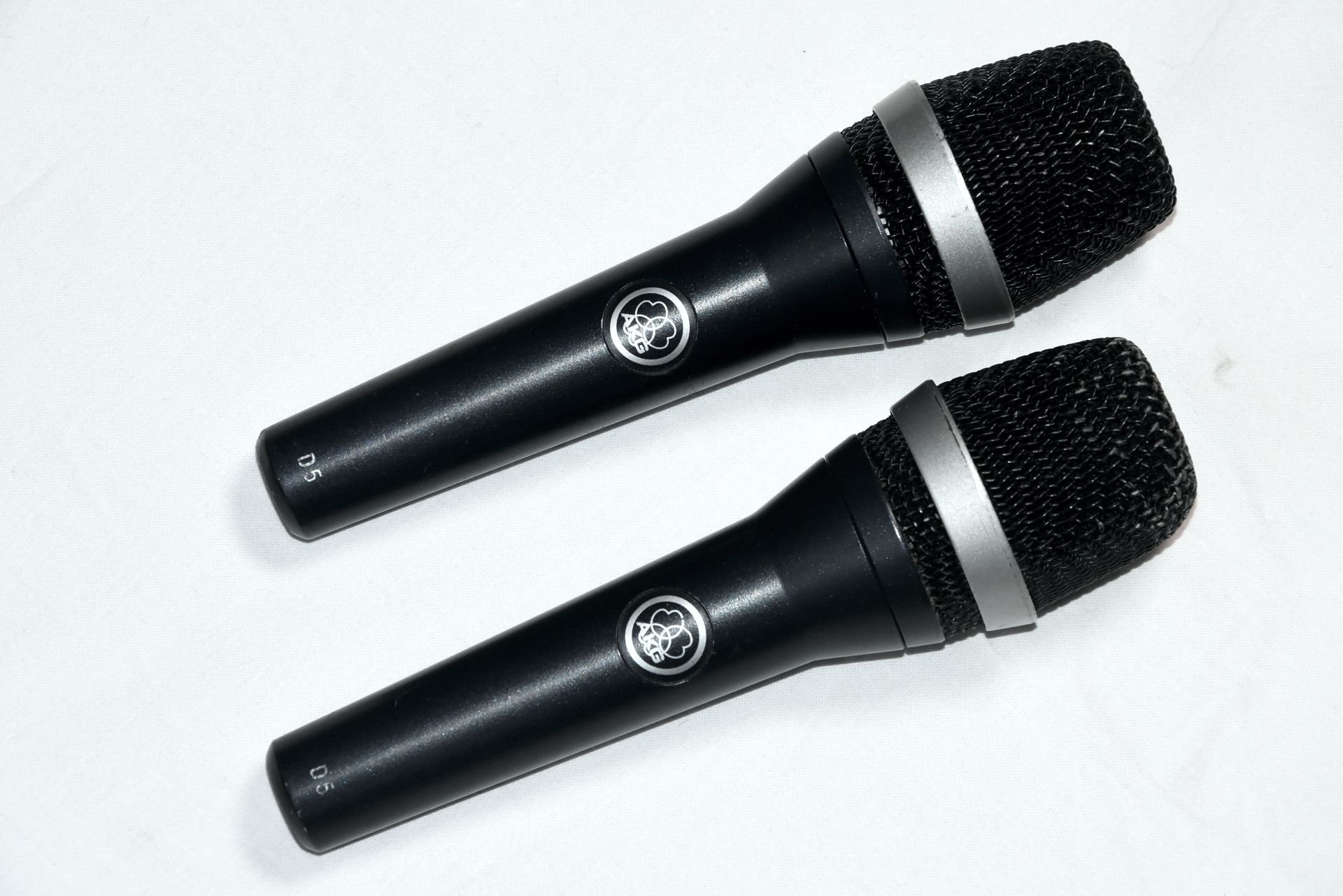 akg d5 microphone pair gearwise used av stage equipment. Black Bedroom Furniture Sets. Home Design Ideas