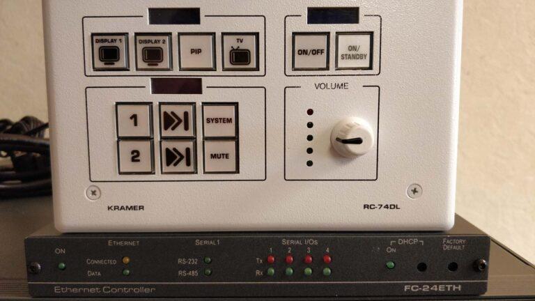 Kramer VS-1616D Digital Matrix Switcher for sale