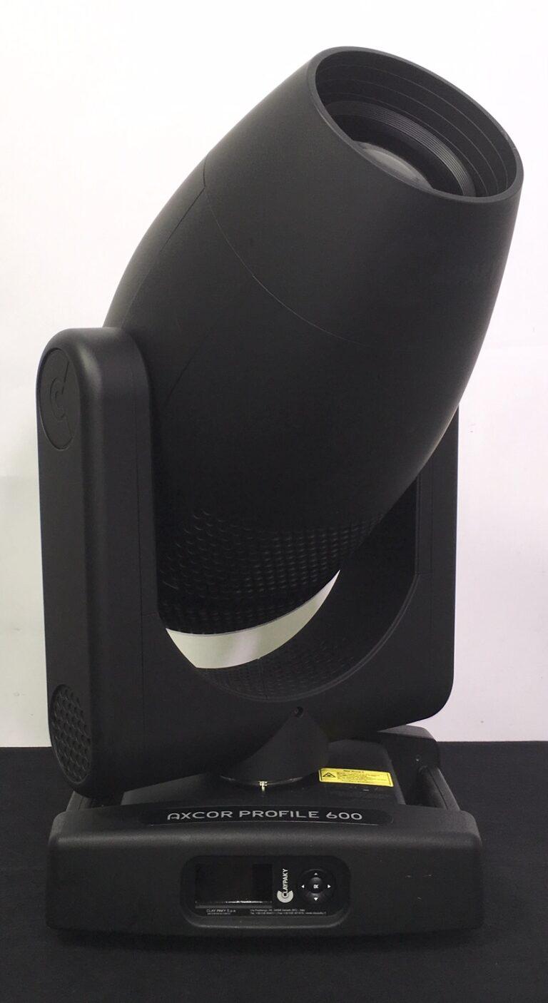 Claypaky Axcor Profile 600