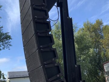 Meyer Sound M1D Line Array for sale
