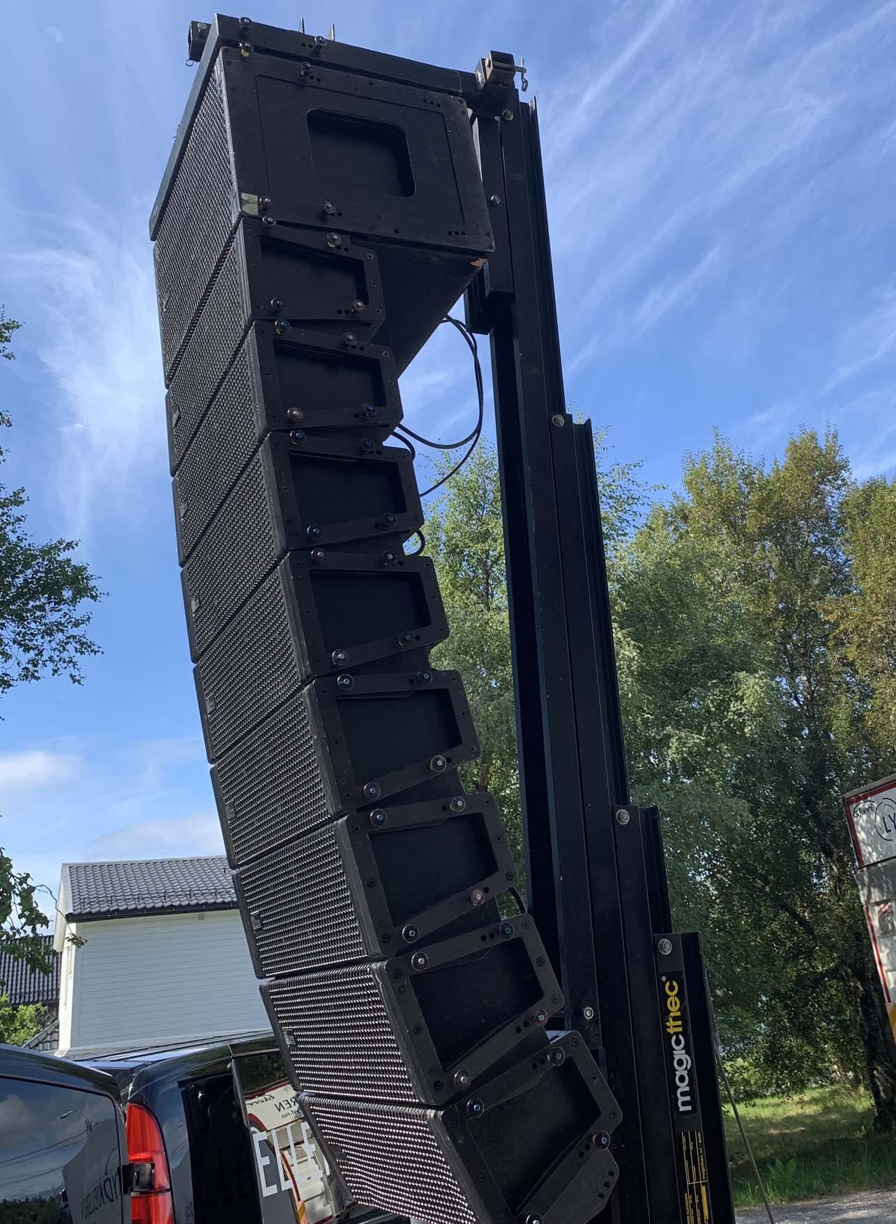 Meyer Sound M8D Line Array Speaker System