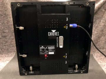 Used Chauvet S5 panels