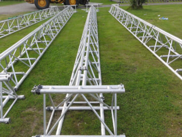 Eurotruss FT50 Folding Truss on Gearwise
