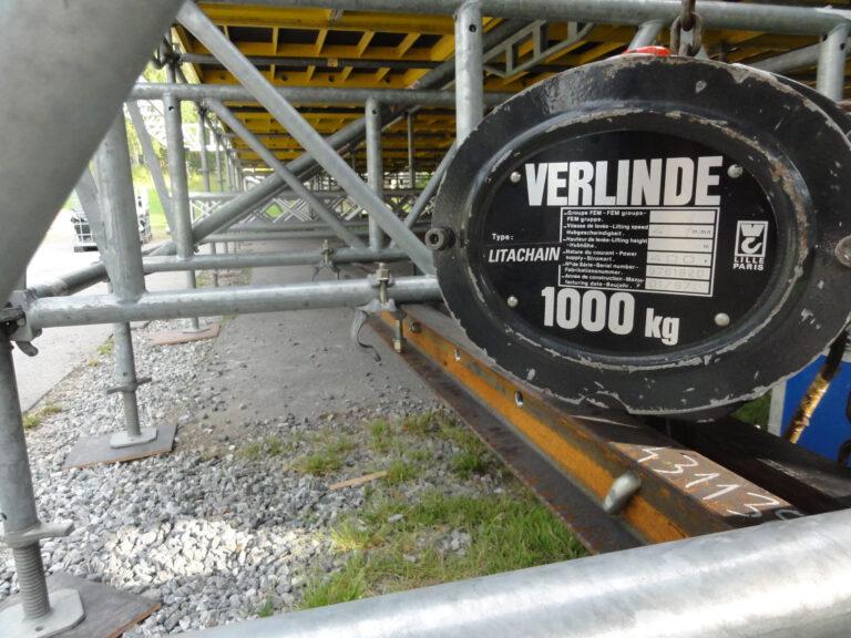 Used Verlinde Litachain