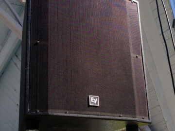 Electro-Voice FRX-940 on Gearwise