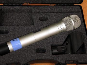Shure KSM9S UHF-R