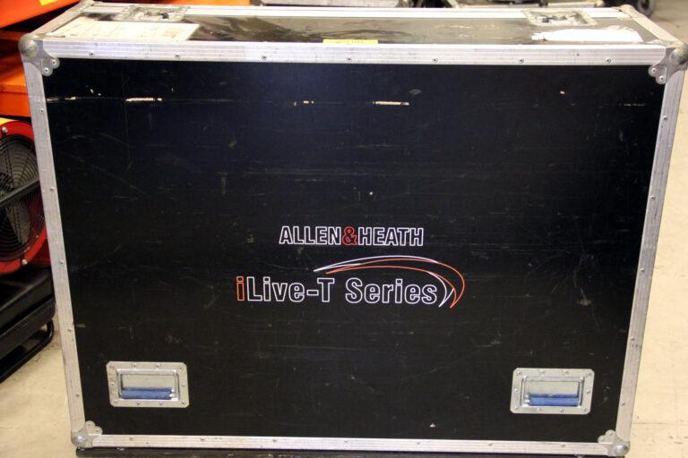Allen&Heath iLive T112 flight case