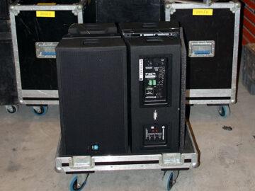 Renkus-Heinz CF101LA CF15S system for sale