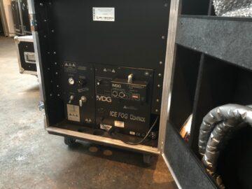 MDG-Ice Fog Compack low fog generator