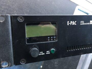 d&b E-PAC