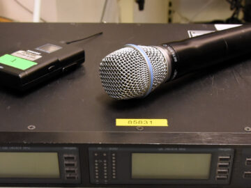 Shure UHF-R system for sale