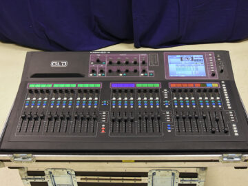 Allen & Heath GLD-112 with GLD-AR24