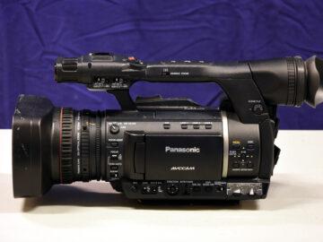 Panasonic AG-AC160A on Gearwise