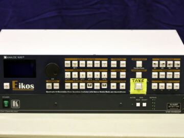 Used Analog Way EIKOS EKS500