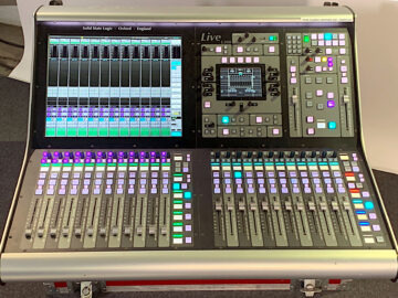 SSL Live 300 with ML 32:32