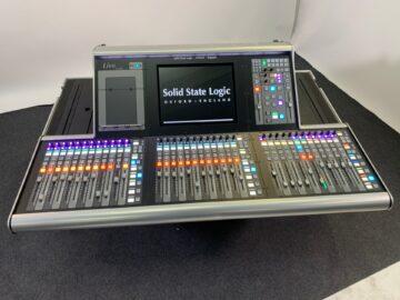 Used SSL Live 200 SB 32:24