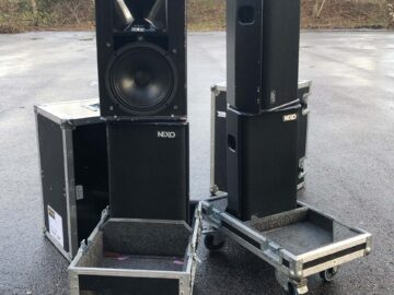 NEXO PS10 for sale