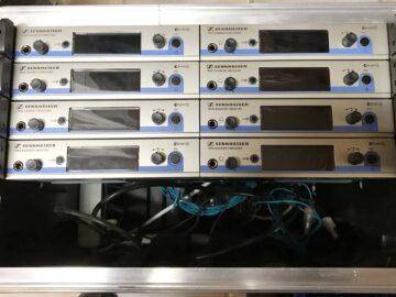 Sennheiser EW500 G3 IEM