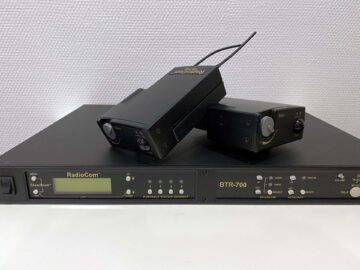 RTS BTR-700 Wireless Intercom