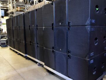 Adamson Energia E15 Line array system