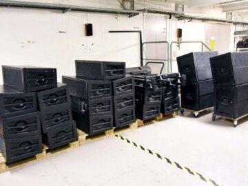 Meyer Sound M2D Loudspeaker System
