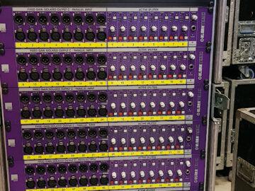 Klark Teknik SQ1S 48ch on Gearwise