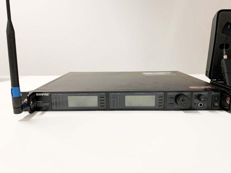 Shure UHF-R UR4D