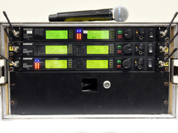 Shure UHF-R R9 system