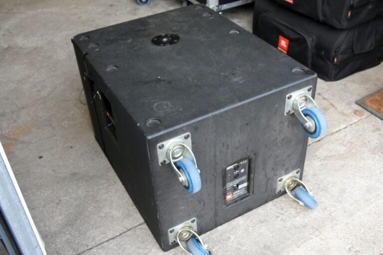 Used JBL VRX900 system