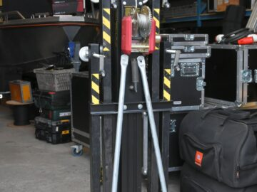 Fantek T-116 tower lift