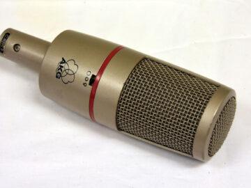 AKG C4000B condenser mic