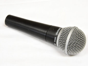 Used Shure SM58