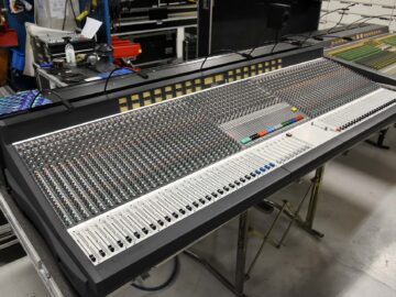 Soundcraft Series FIVE