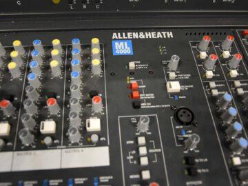 Allen & Heath ML4000