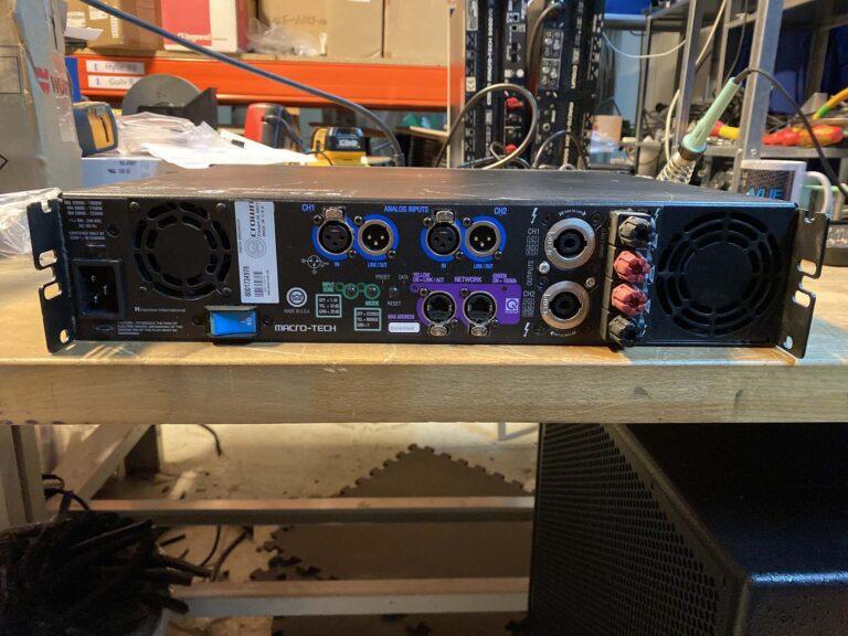 CROWN Macro-Tech 5000i