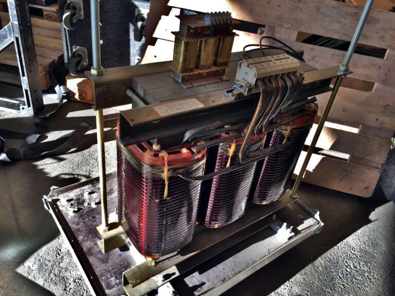 400/400V 60kVA Isolation transformer