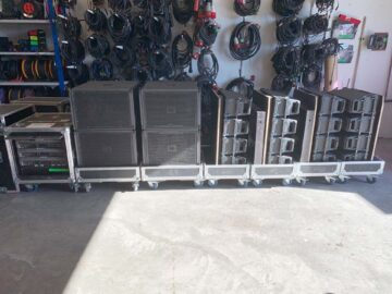 JBL Vertec 4886 Line Array