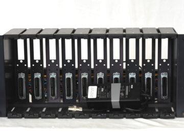 NTP modular rack