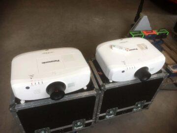 Panasonic PT-EW730 WXGA Projector