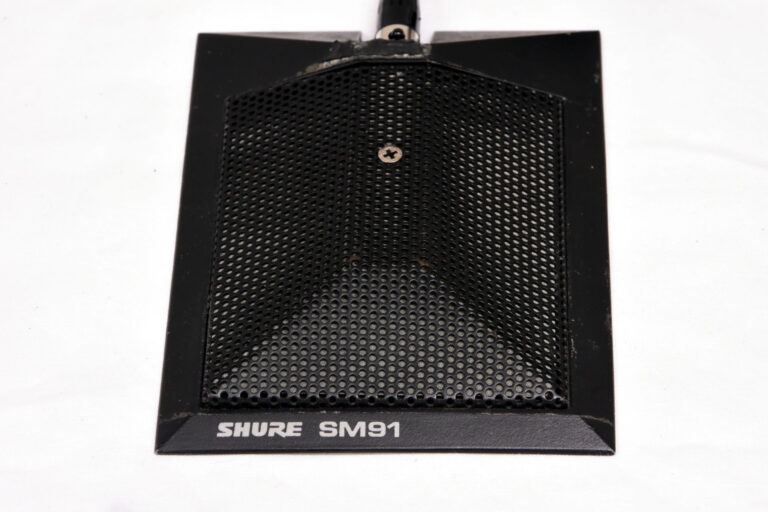 Shure SM91 for sale