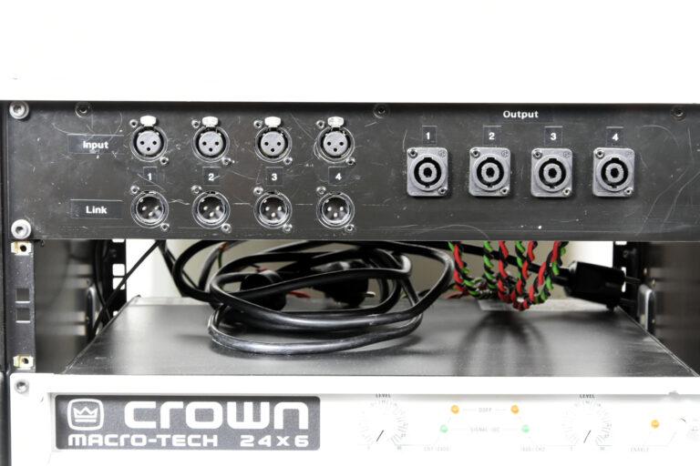Crown Macro-Tech 24x6